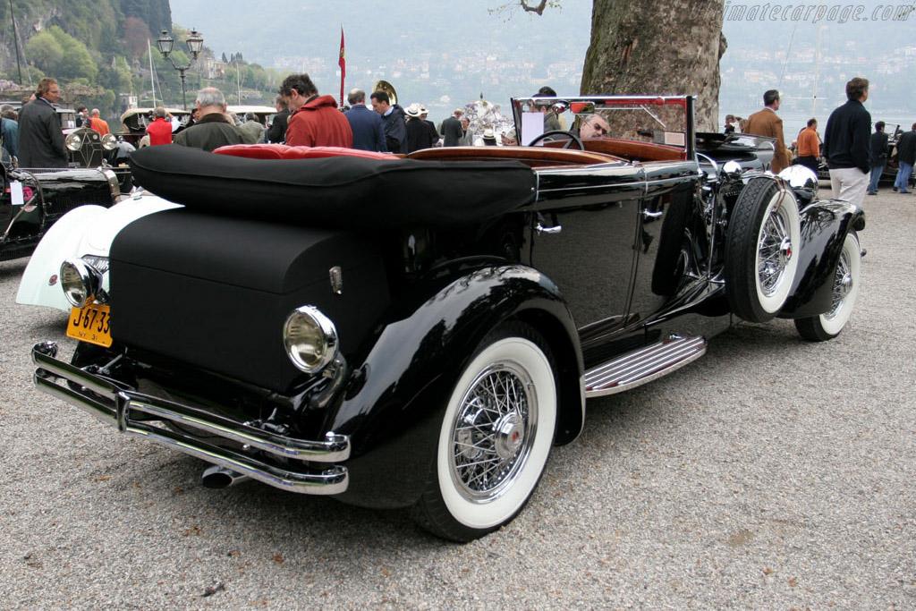 Duesenberg J Franay Convertible Sedan - Chassis: 2465 J-446   - 2005 Concorso d'Eleganza Villa d'Este