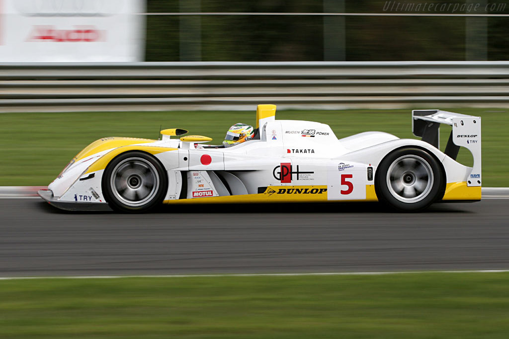 Dome S101-Hb Mugen - Chassis: S101-05   - 2005 Le Mans Endurance Series Spa 1000 km