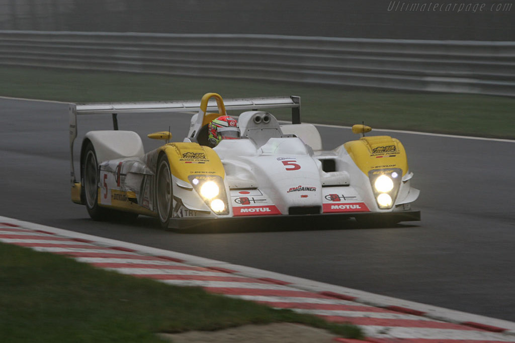 Dome S101-Hb Mugen - Chassis: 05   - 2005 Le Mans Endurance Series Spa 1000 km