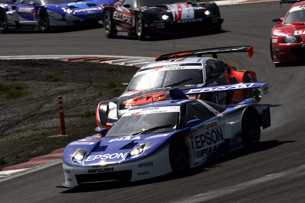 2005 Honda NSX GT500 - Images, Specifications and Information