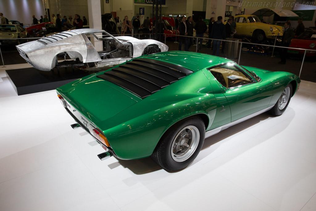 Lamborghini Miura P400 SV - Chassis: 4846   - 2016 Techno Classica