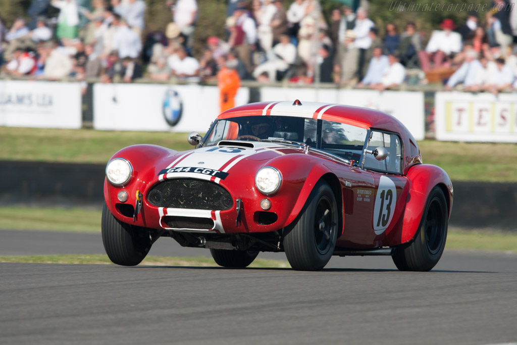AC Shelby Cobra Le Mans - Chassis: CSX2130   - 2012 Goodwood Revival