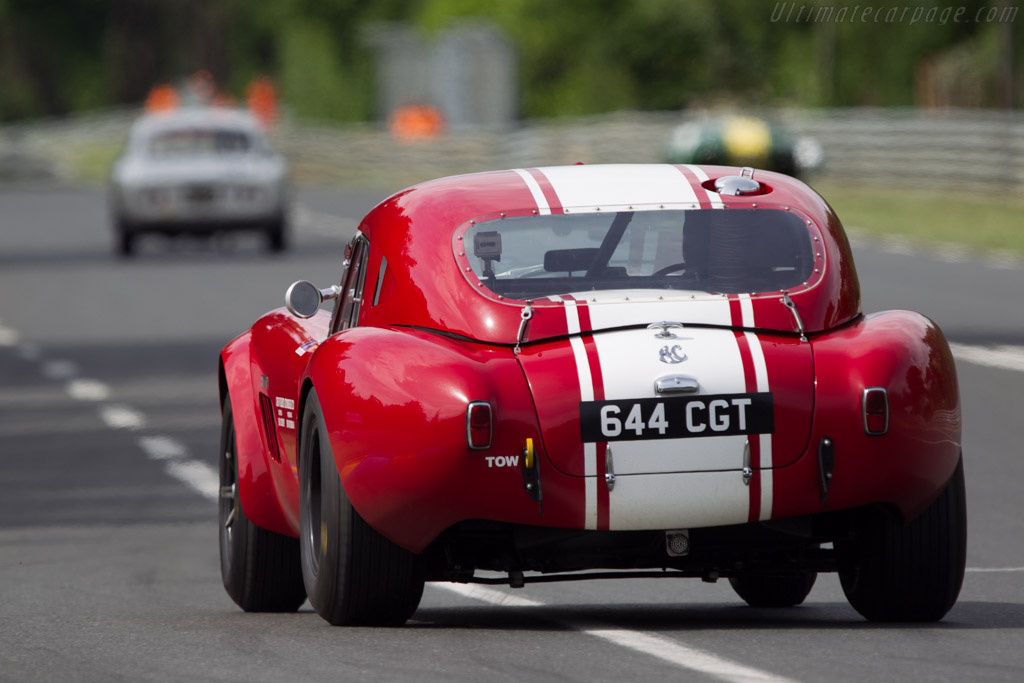 AC Shelby Cobra Le Mans - Chassis: CSX2130   - 2013 24 Hours of Le Mans