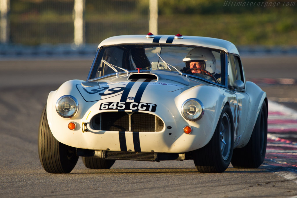 Click here to open the AC Shelby Cobra Le Mans gallery