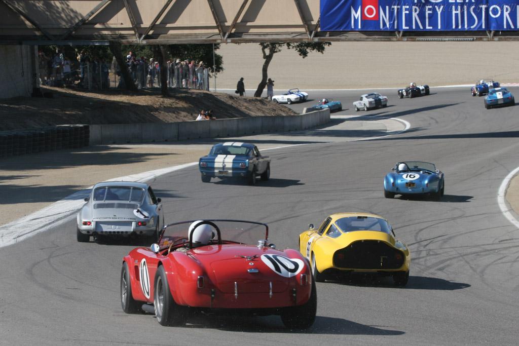 AC Shelby Cobra Le Mans - Chassis: CSX2156   - 2005 Monterey Historic Automobile Races