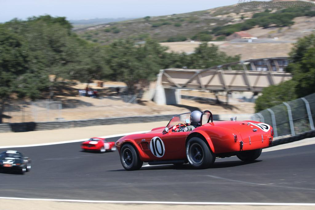 AC Shelby Cobra Le Mans - Chassis: CSX2156   - 2007 Monterey Historic Automobile Races