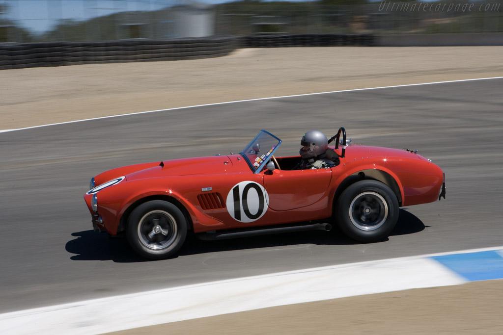 AC Shelby Cobra Le Mans - Chassis: CSX2156   - 2008 Monterey Historic Automobile Races