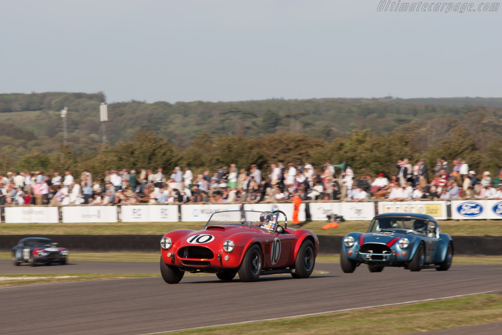 AC Shelby Cobra Le Mans - Chassis: CSX2156   - 2012 Goodwood Revival