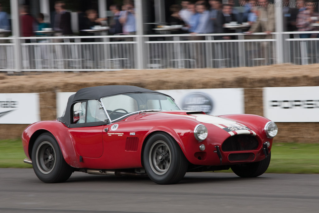 AC Shelby Cobra Le Mans - Chassis: CS2131   - 2012 Goodwood Festival of Speed