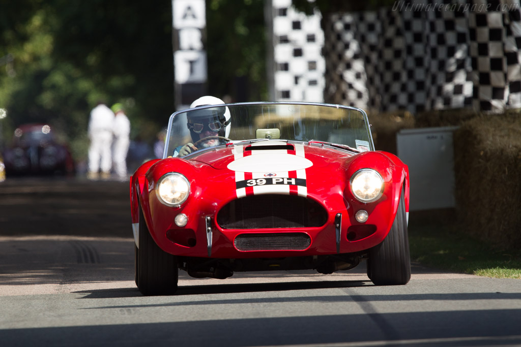 AC Shelby Cobra Le Mans - Chassis: CS2131   - 2013 Goodwood Festival of Speed