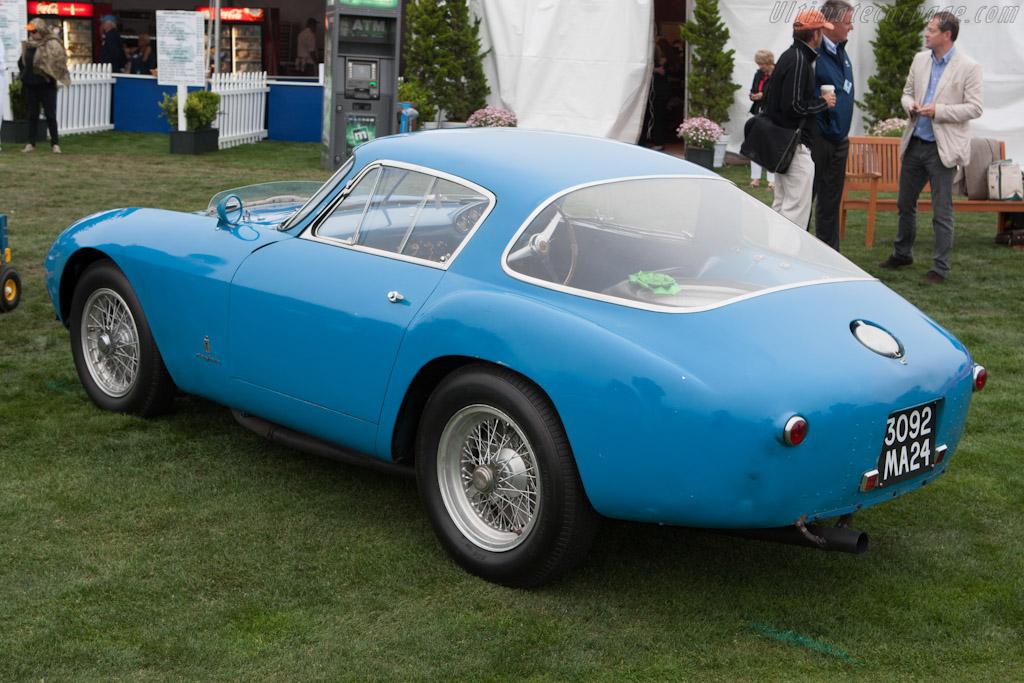 Ferrari 500 Mondial Pinin Farina Berlinetta - Chassis: 0422MD   - 2012 Pebble Beach Concours d'Elegance