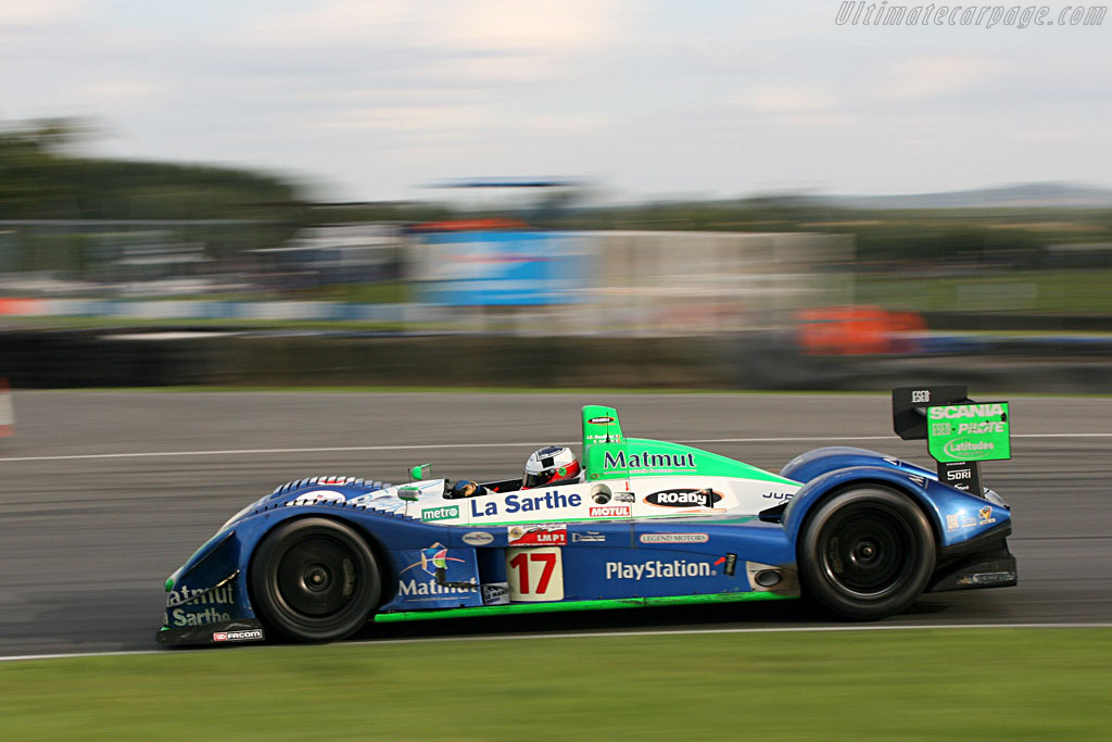 Pescarolo Courage C60 Hybrid Judd - Chassis: 4   - 2006 Le Mans Series Donnington 1000 km