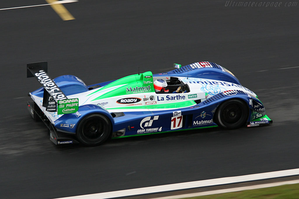 Pescarolo Courage C60 Hybrid Judd - Chassis: 3   - 2006 Le Mans Series Istanbul 1000 km