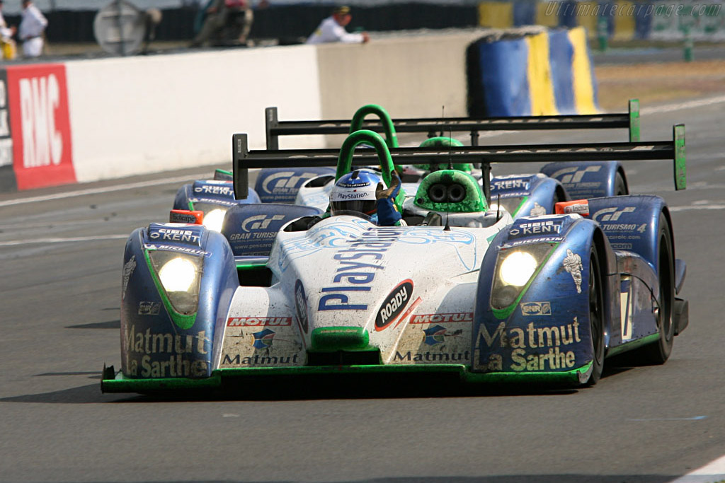Pescarolo Courage C60 Hybrid Judd - Chassis: 3   - 2006 24 Hours of Le Mans