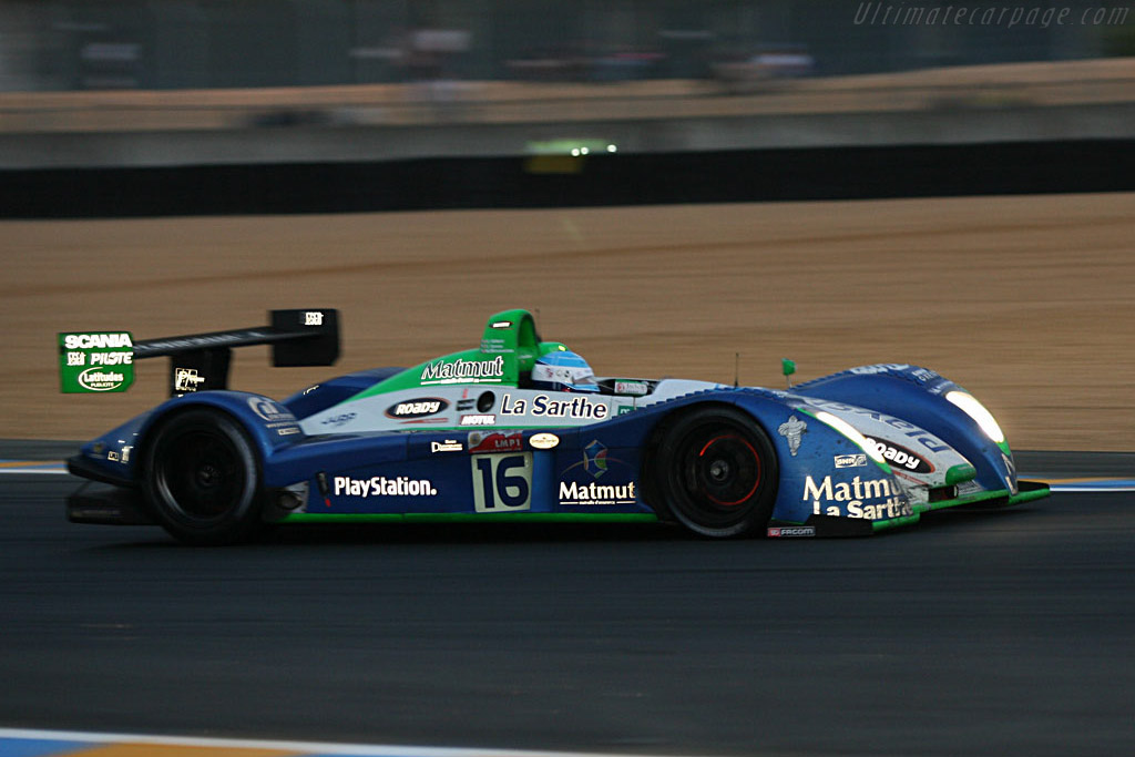 Pescarolo Courage C60 Hybrid Judd - Chassis: 4   - 2006 24 Hours of Le Mans
