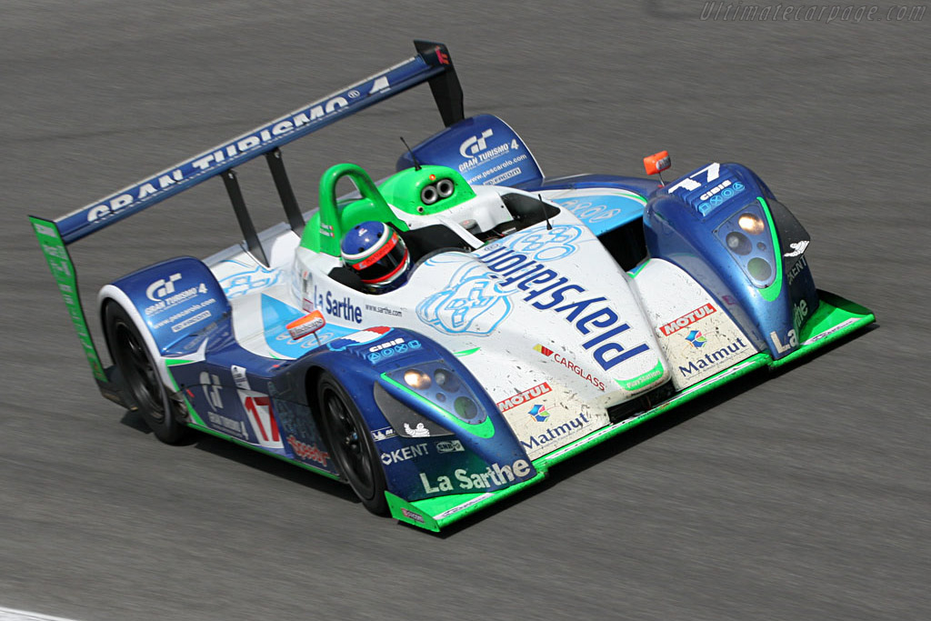 Pescarolo Courage C60 Hybrid Judd - Chassis: 4   - 2005 Le Mans Series Monza 1000 km