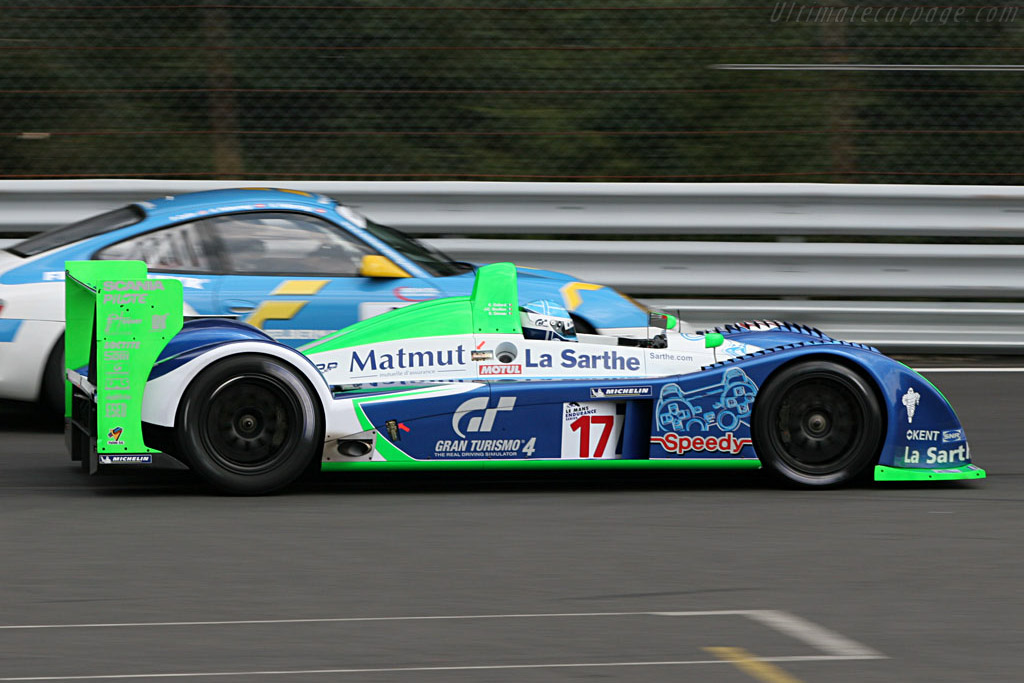 Pescarolo Courage C60 Hybrid Judd - Chassis: 3   - 2005 Le Mans Endurance Series Spa 1000 km