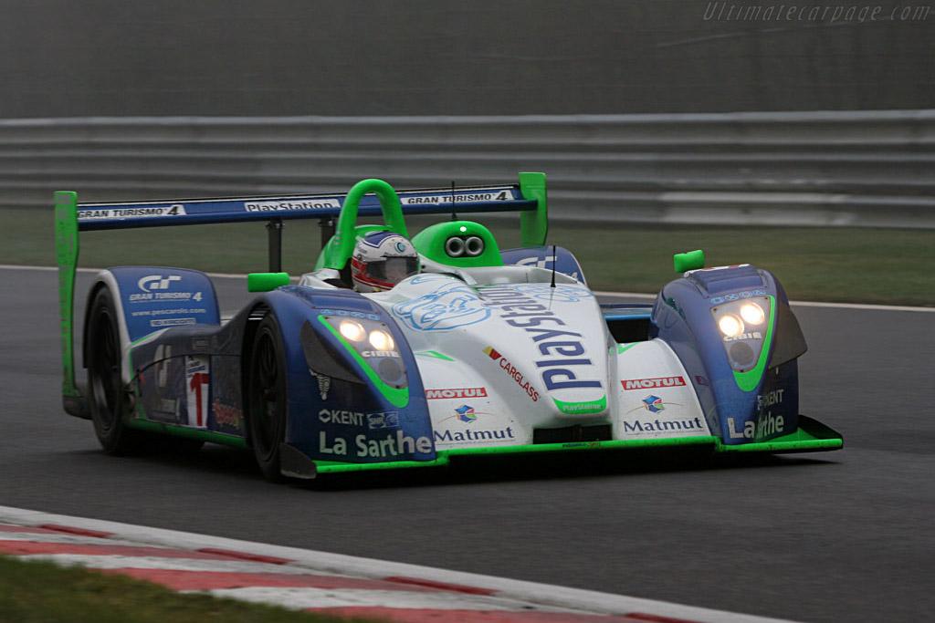 Pescarolo Courage C60 Hybrid Judd - Chassis: 3   - 2005 Le Mans Endurance Series Spa 1000 km