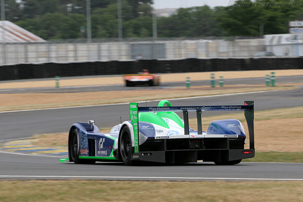 Pescarolo Courage C60 Hybrid Judd - Chassis: 3   - 2005 Le Mans Test