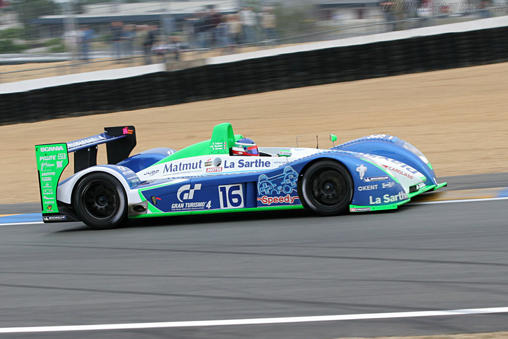 Pescarolo Courage C60 Hybrid Judd - Chassis: 4   - 2005 Le Mans Test