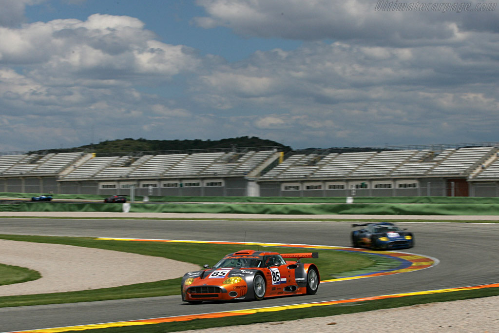 Spyker C8 Spyder GT2-R - Chassis: XL9GB11H150363098  - 2007 Le Mans Series Valencia 1000 km