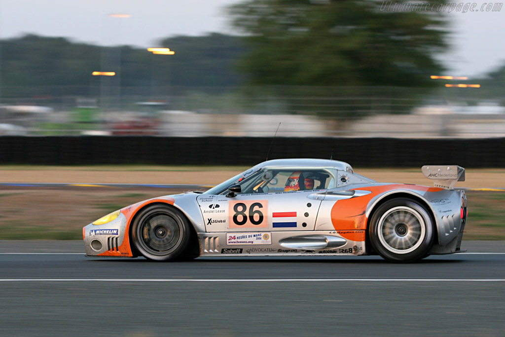 Spyker C8 Spyder GT2-R - Chassis: XL9GB11HX50363097   - 2006 24 Hours of Le Mans