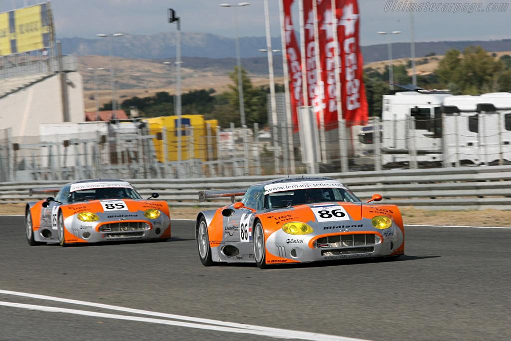 Spyker C8 Spyder GT2-R - Chassis: XL9CD31G55Z363046   - 2006 Le Mans Series Jarama 1000 km