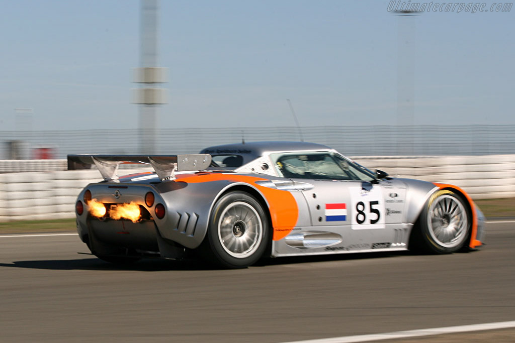 Spyker C8 Spyder GT2-R - Chassis: XL9GB11HX50363097   - 2006 Le Mans Series Nurburgring 1000 km