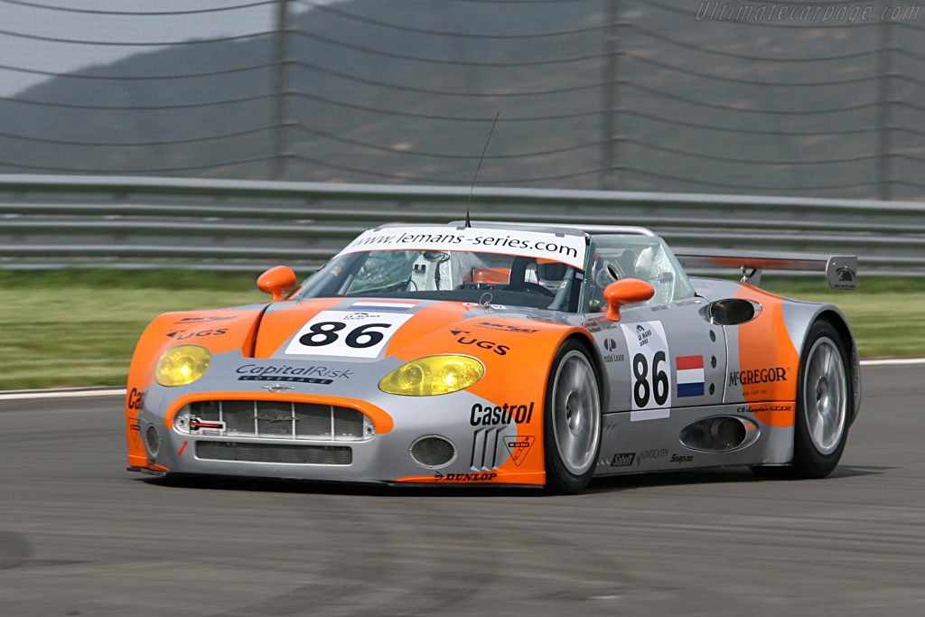 Spyker C8 Spyder GT2-R - Chassis: XL9CD31G55Z363046   - 2006 Le Mans Series Istanbul 1000 km