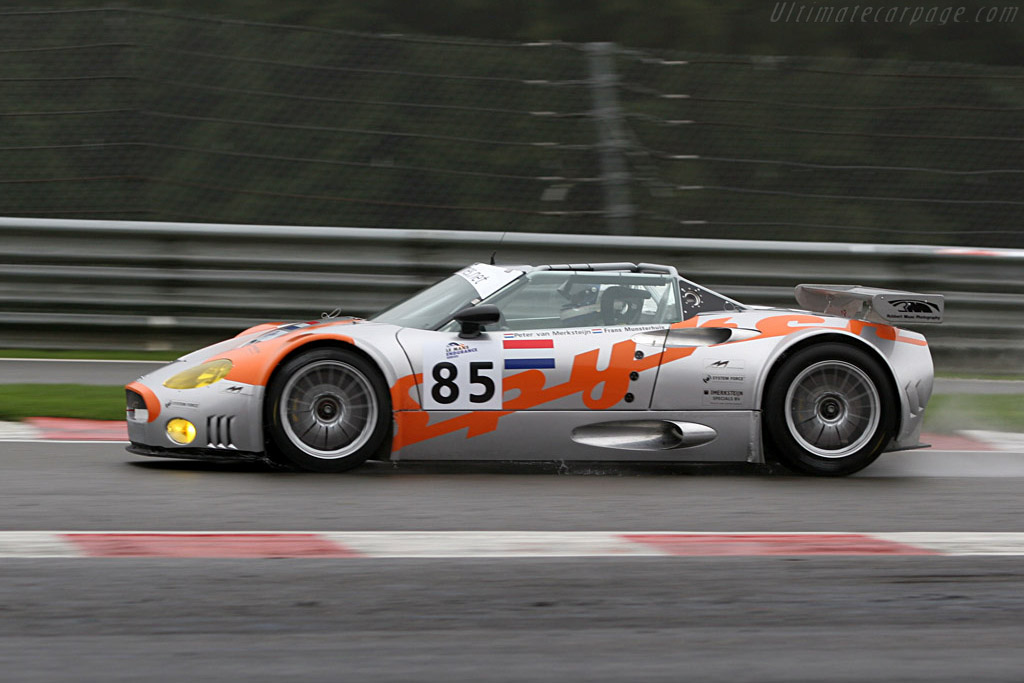 Spyker C8 Spyder GT2-R - Chassis: XL9CD31G55Z363054   - 2005 Le Mans Endurance Series Spa 1000 km