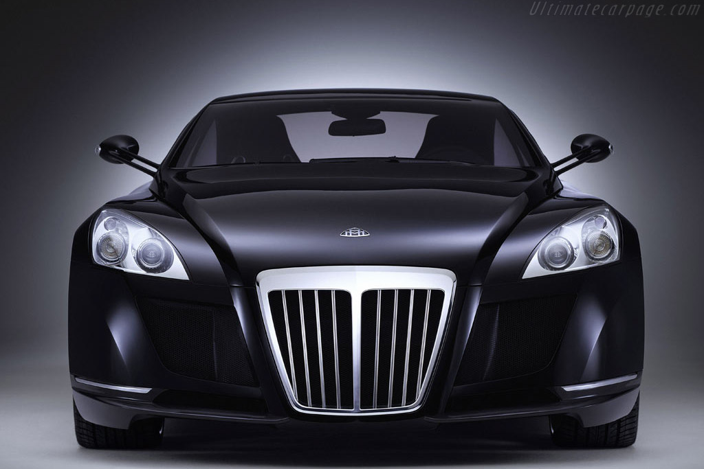 Click here to open the Maybach Exelero Concept gallery