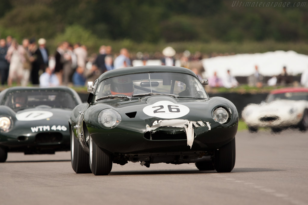 Jaguar E-Type Lightweight Low Drag Coupe - Chassis: S850663   - 2010 Goodwood Revival