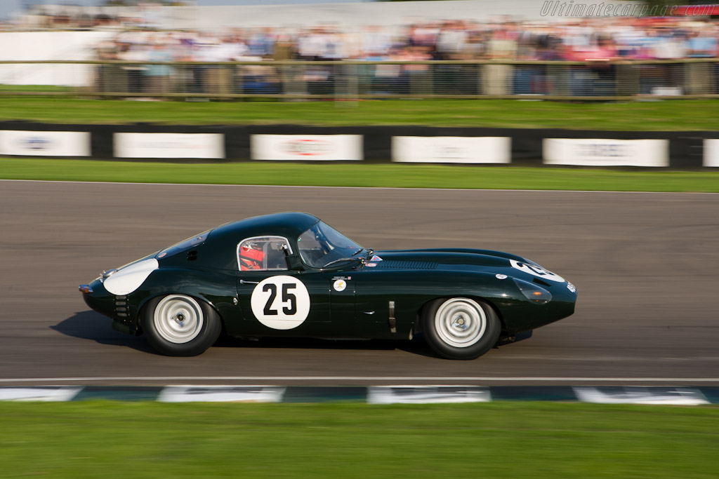 Jaguar E-Type Lightweight Low Drag Coupe - Chassis ...