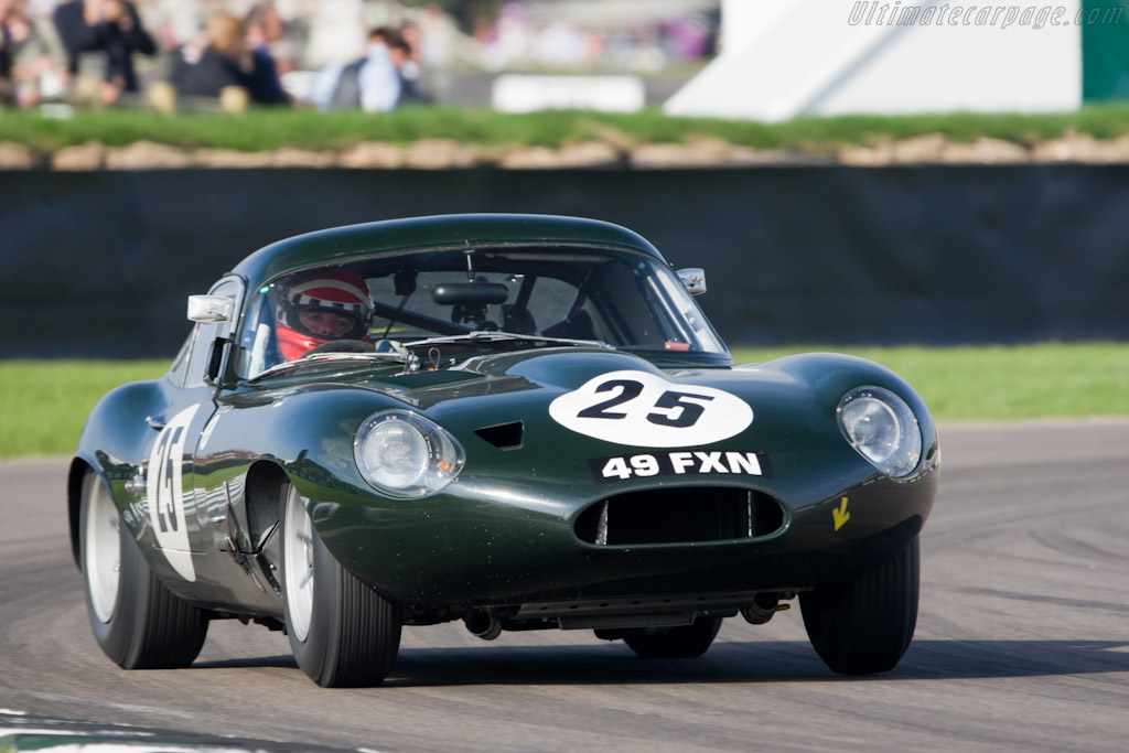 Jaguar E-Type Lightweight Low Drag Coupe - Chassis: S850663   - 2008 Goodwood Revival