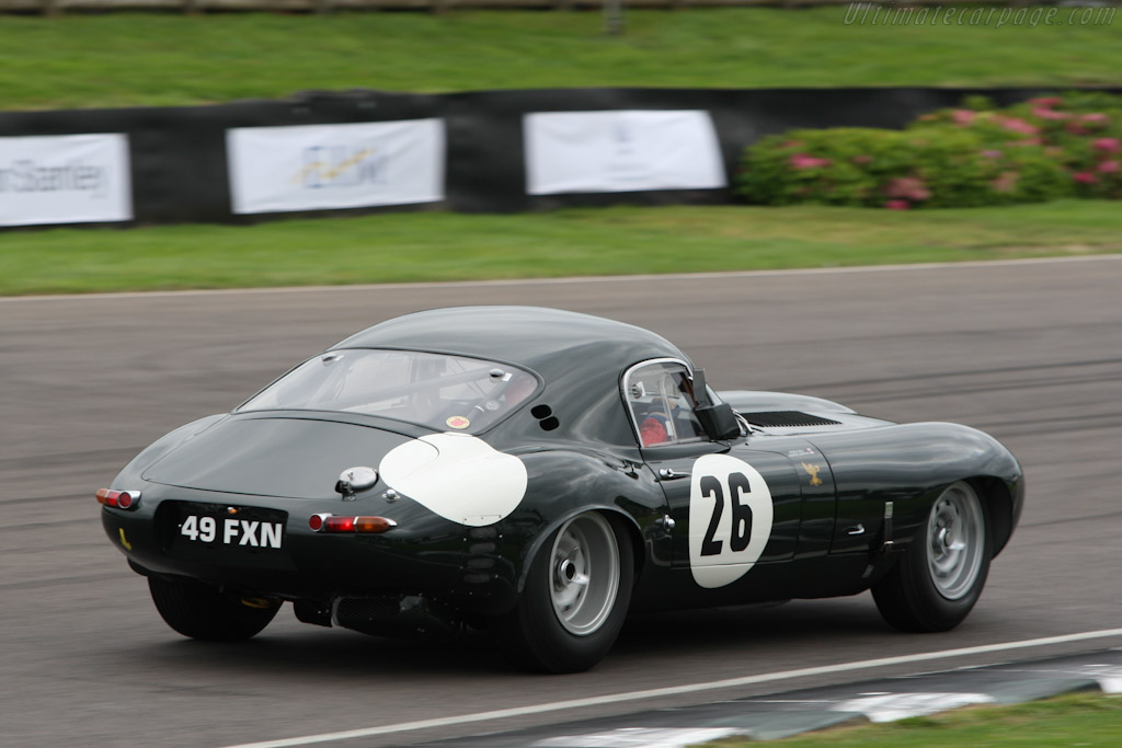 Jaguar E-Type Lightweight Low Drag Coupe - Chassis: S850663   - 2007 Goodwood Revival