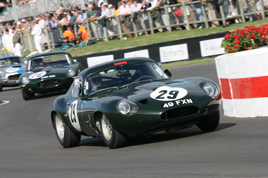 Jaguar E-Type Lightweight Low Drag Coupe - Chassis: S850663   - 2006 Goodwood Revival