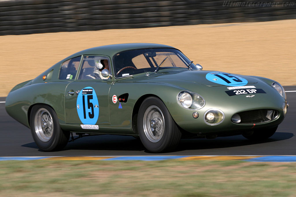 Aston Martin DP212 - Chassis: DP212/1   - 2004 Le Mans Classic