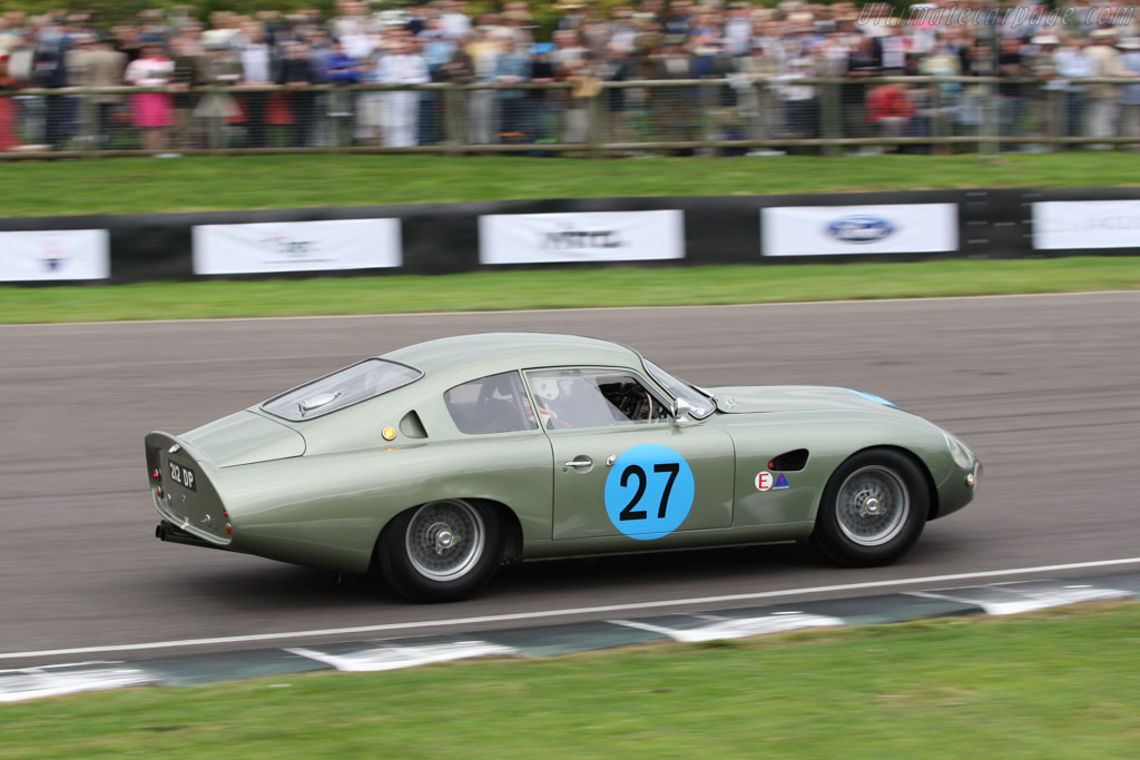 Aston Martin DP212 - Chassis: DP212/1   - 2007 Goodwood Revival