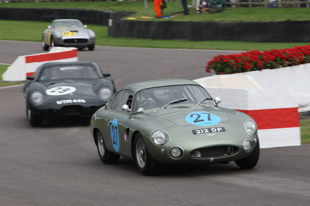 Aston Martin DP212 - Chassis: DP212/1   - 2007 Goodwood Revival
