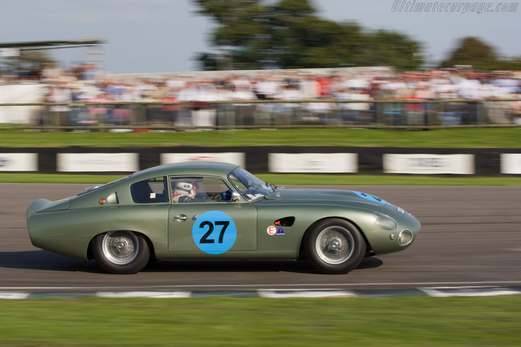 Aston Martin DP212 - Chassis: DP212/1   - 2008 Goodwood Revival