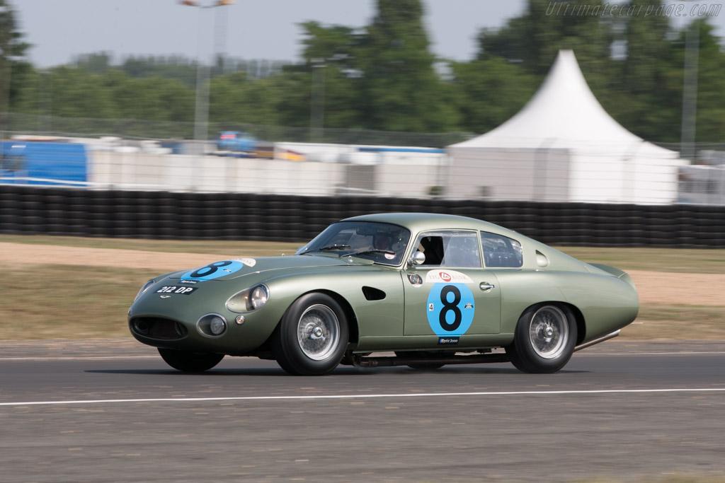 Aston Martin DP212 - Chassis: DP212/1   - 2010 Le Mans Classic