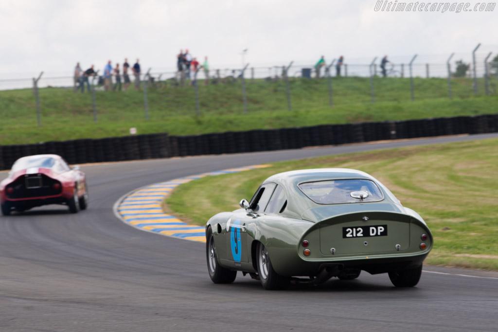 Aston Martin DP212 - Chassis: DP212/1   - 2012 Le Mans Classic