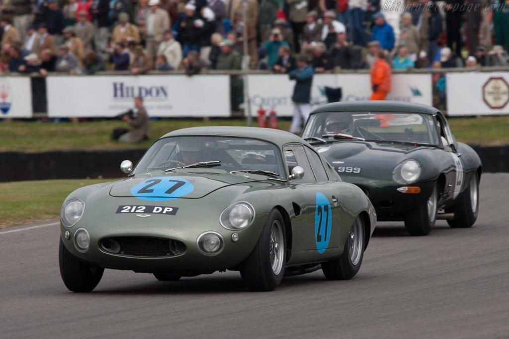 Aston Martin DP212 - Chassis: DP212/1   - 2012 Goodwood Revival