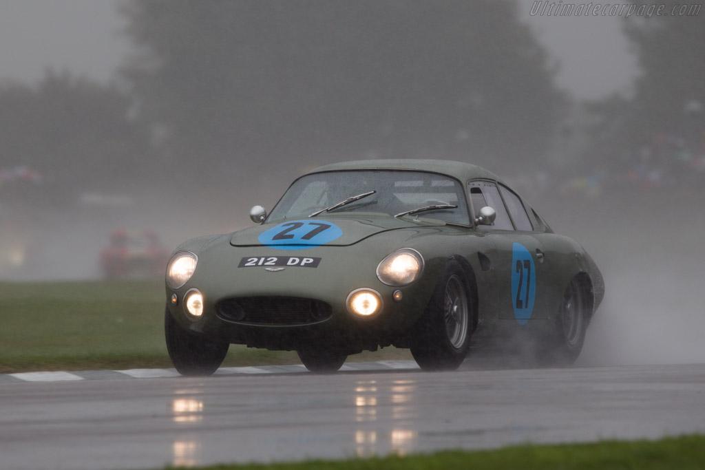 Aston Martin DP212 - Chassis: DP212/1   - 2013 Goodwood Revival