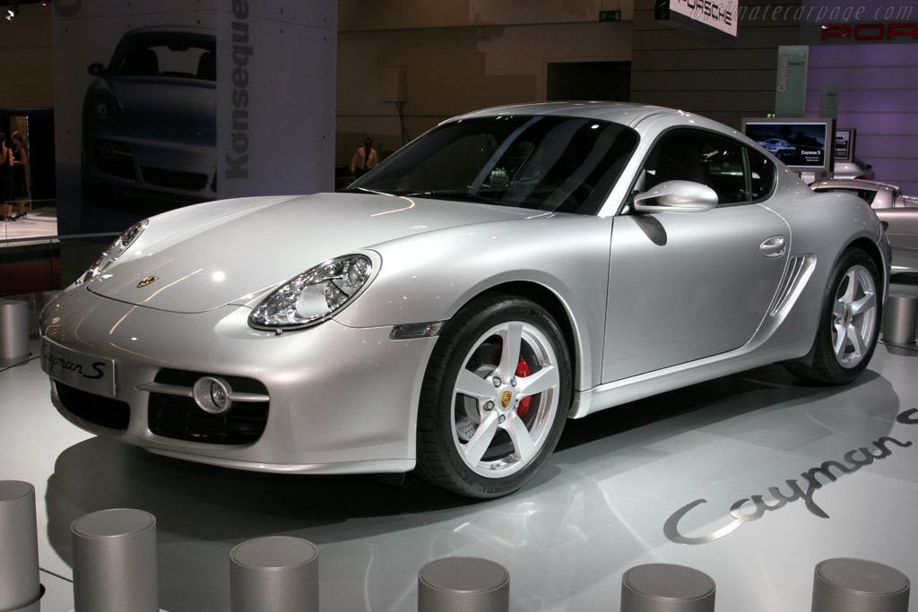 2005 2009 porsche cayman s images specifications and. Black Bedroom Furniture Sets. Home Design Ideas