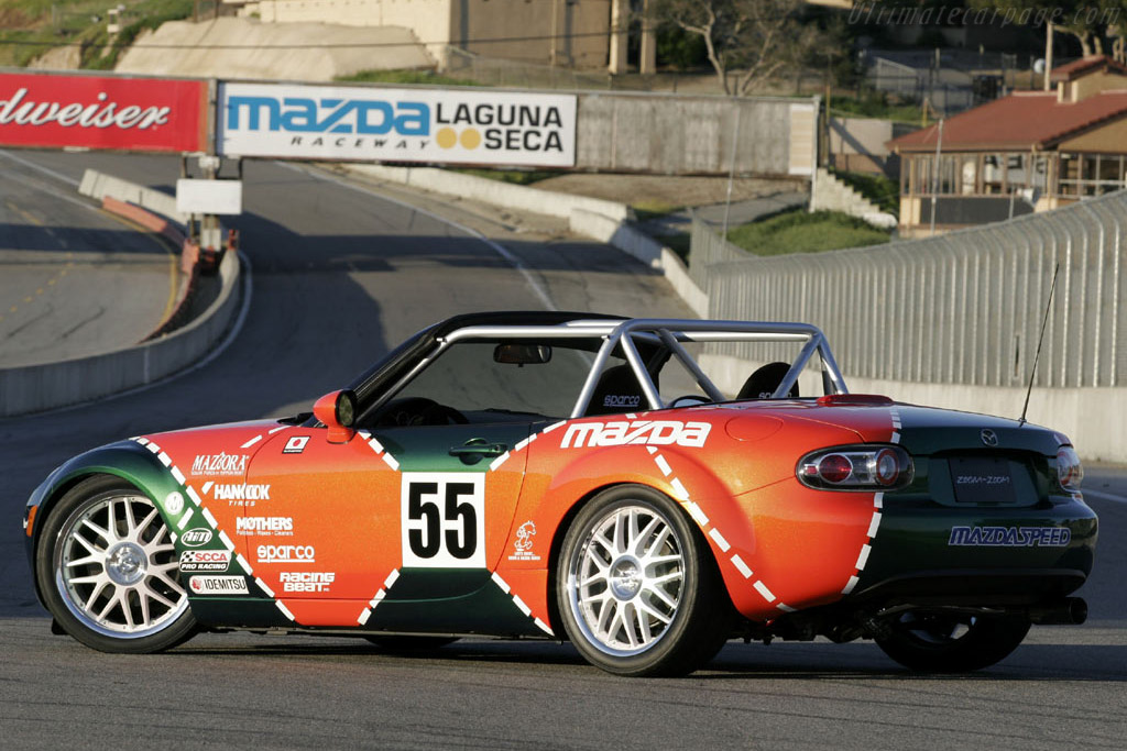 Mazda MX-5 Race Ready