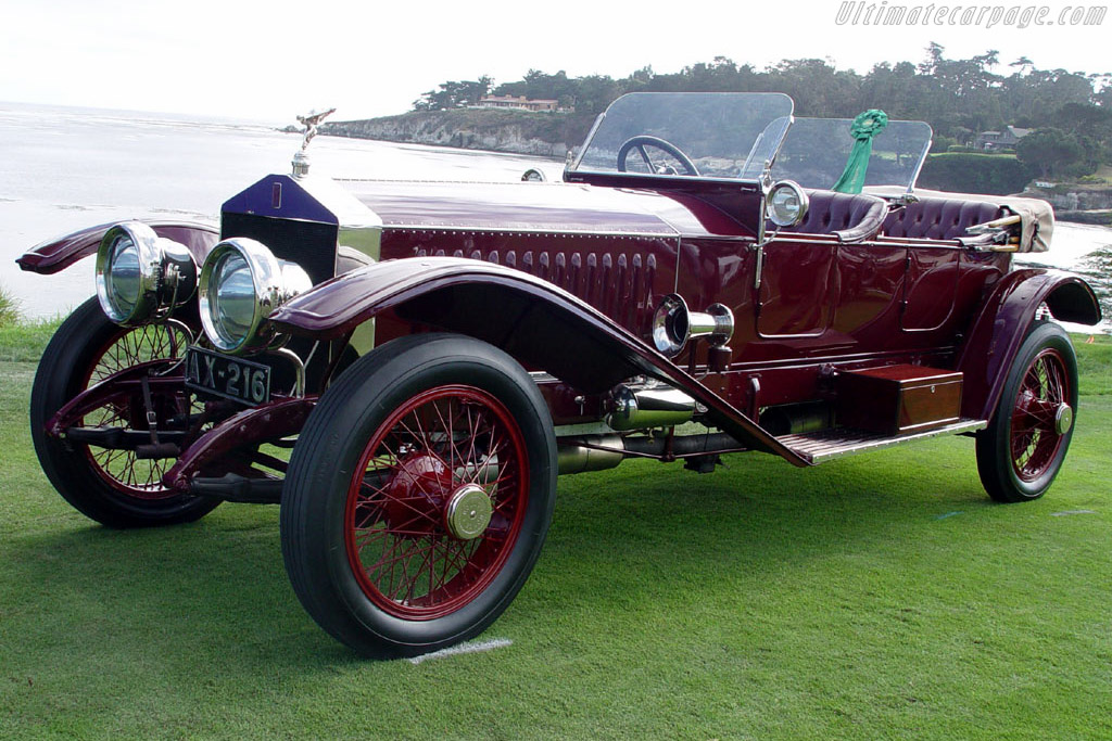 Click here to open the Rolls-Royce Silver Ghost Wilkinson Tourer gallery