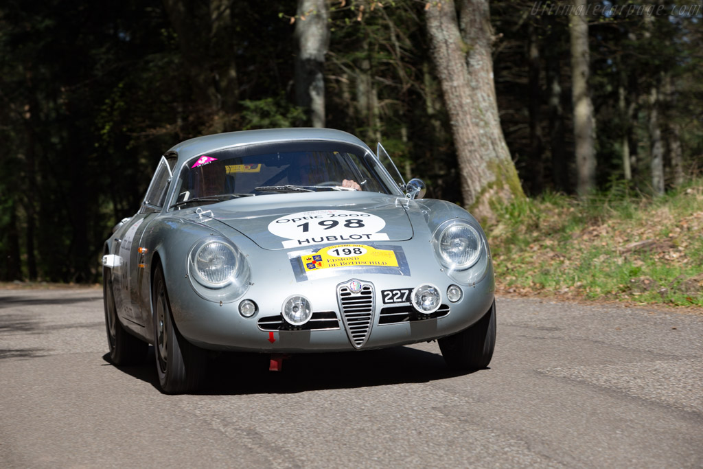 Alfa Romeo Giulietta SZ Coda Tronca - Chassis: AR10126 00197  - 2014 Tour Auto