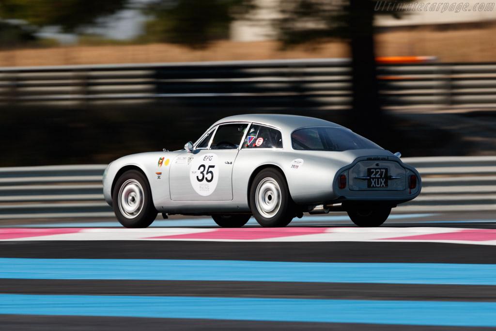 Alfa Romeo Giulietta SZ Coda Tronca - Chassis: AR10126 00197  - 2020 Dix Mille Tours