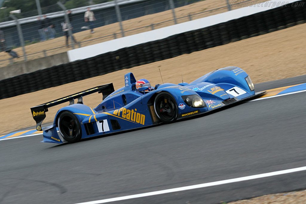 DBA4 03S Judd - Chassis: 02S-01   - 2005 Le Mans Test